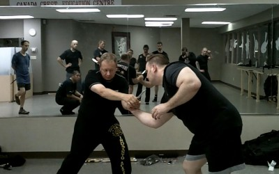 Sifu John Maidment of the Inosanto Academy